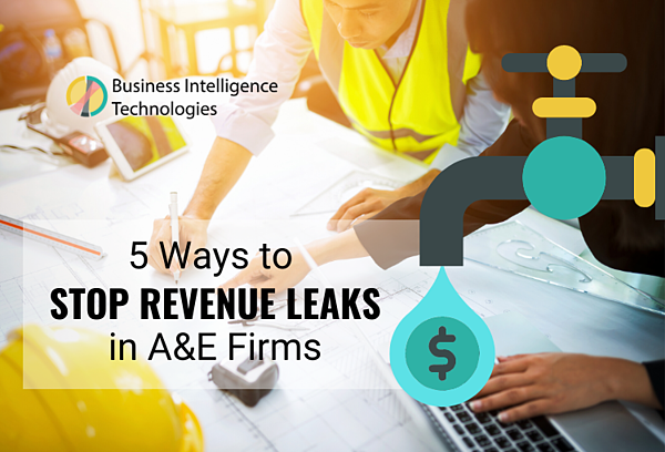 Stop Revenue Leaks in A&E Firms